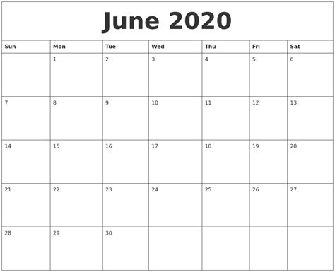 february  monthly printable calendar