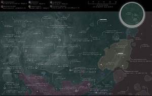 U0026quot Farscape U0026quot  Universe Map