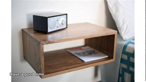 Bedside Wall Ls wall mounted bedside tables to not conflict with bed