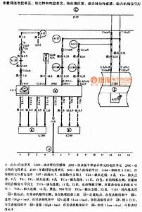 Polo Power Steering System Circuit - Automotive Circuit - Circuit Diagram