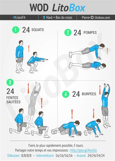 crossfit a la maison 25 best ideas about musculation sans mat 233 riel on exercice pour fessier