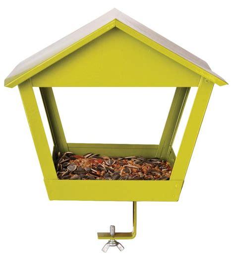 mangeoire a oiseau mangeoire oiseau pour balcon vert