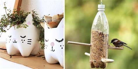 23 Creativas Formas De Volver A Utilizar Las Botellas De