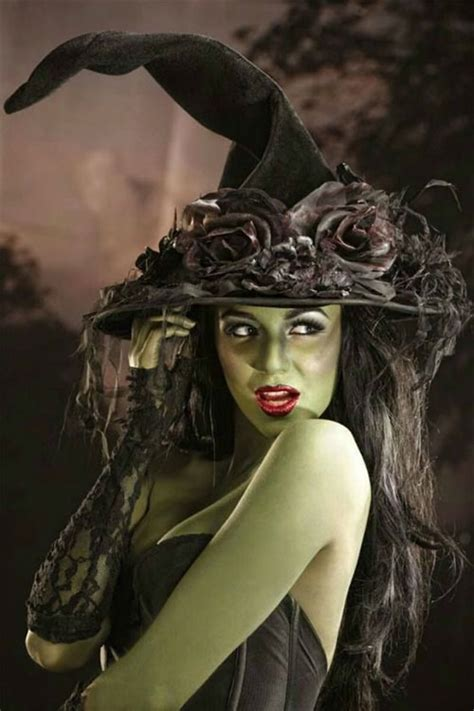 witch halloween makeup ideas  trends  fabulous makeup ideas