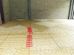 Chauffage Au Sol Prix : chauffage par le sol placer chauffage par le sol prix et ~ Premium-room.com Idées de Décoration