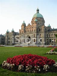 Canada Parliament Building Victoria BC