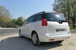 Peugeot 5008 Allure Business : nouveau peugeot 5008 thp allure en photo ~ Gottalentnigeria.com Avis de Voitures