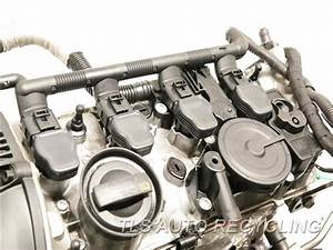 2009 Volkswagen Cc Volks Engine Assembly