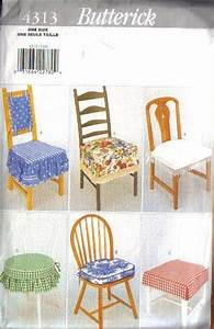 Oop butterick sewing pattern home deco furniture covers for Furniture covers patterns