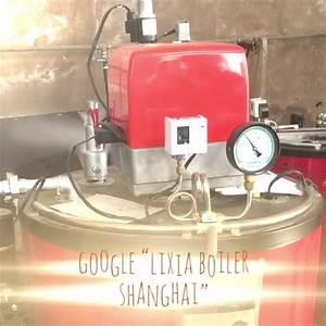 200-1000kg  H Waste Oil Steam Generator