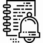 Icon Reminder Icons Freepik Designed Flaticon