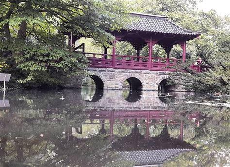 Japanischer Garten Leverkusen Plan by Wasser Tretsteine Zum Balancieren Photo De Japanischer