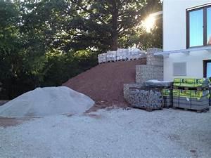 Vlies Unter Pflaster : gartengestaltung trockenmauer aus naturstein bauen ~ Lizthompson.info Haus und Dekorationen