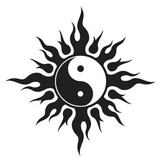 Tatuaje Yin Yang Tattoo Art