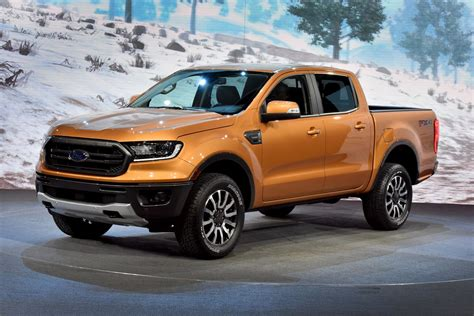 2019 Ford Ranger Usa 2019 ford ranger wants to become america s default midsize