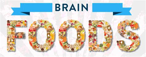 Brain Power What You Eat Makes A Difference [animated