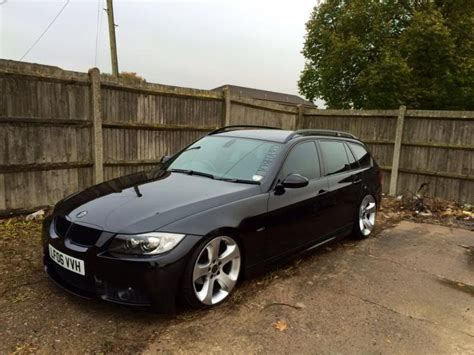 Bmw Sport Touring Forum by E91 Bmw 320d M Sport Touring Passionford Ford Focus