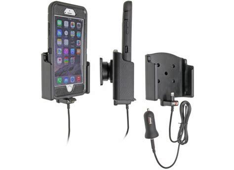 iphone 6 autohalterung brodit apple iphone 6 plus kfz autohalterung mit usb