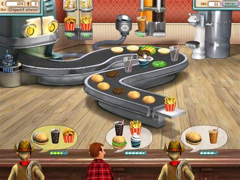 jeux de cuisine hamburger jeu burger shop à télécharger en français gratuit jouer