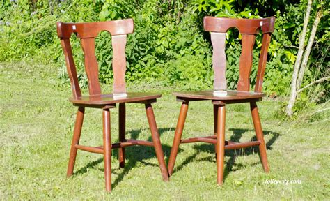 relooker chaise relooker une chaise en bois atlub com