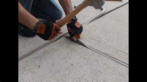 filling expansion joints by gaparmour