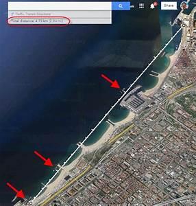 Entfernungen Berechnen Google Maps : das neue google maps so messen sie entfernungen und fl chen tutorials softonic ~ Themetempest.com Abrechnung
