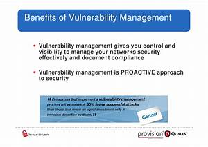 qualis howtoreducebusinessrisksbyimplementing With qualysguard vulnerability management documentation