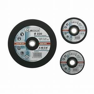 Disque A Tronconner : disque tronconner inox diam tre 125 mm plat tout ~ Dallasstarsshop.com Idées de Décoration