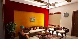 Ethnic Indian Living Room Designs