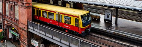 Berlin was restored as the german capital right after the unification of the two german states in 1990 and has about 3.5 million inhabitants. Berlin S-Bahn Trains - Lines, schedule and fares