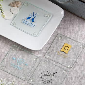 personalized glass coaster custom designs