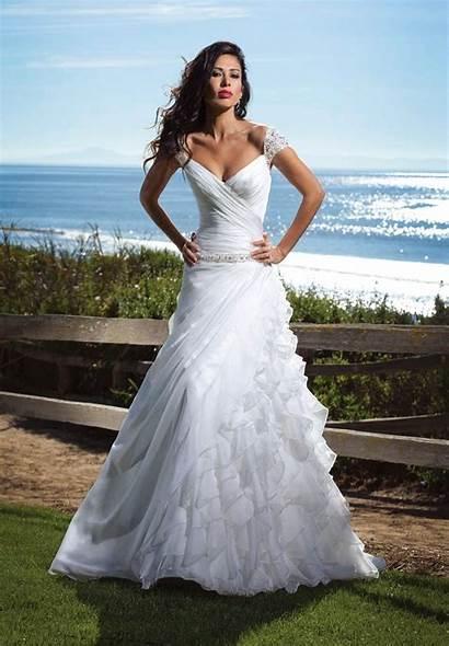Dresses Destination Bridal Chiffon Gown Line Train