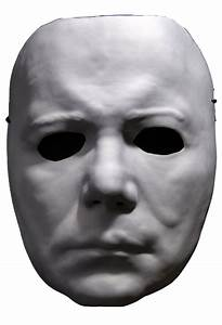 2017 Michael Myers 'Halloween II' Vacuform Mask, Coveralls ...