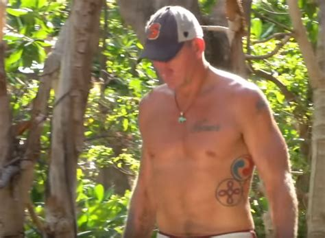 Brad has three new Survivor related tattoos for S34 ...
