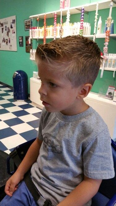 Hip Boy Hairstyles by Hip Haircut For Boy Boy Haircuts Coupes De