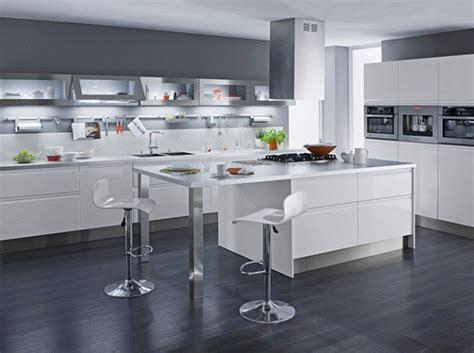 cuisine graphik lapeyre déco cuisine blanc laque