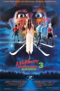 Nightmare: dal profondo della notte locandina e poster