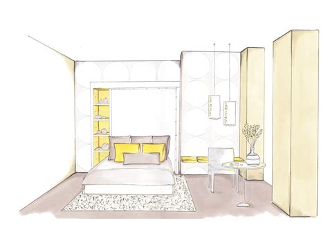 comment dessiner sa chambre comment dessiner sa chambre fresque murale dans la