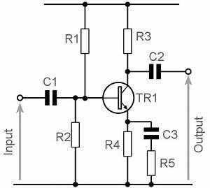 Transistor Common Emitter Amplifier Design  U00bb Lectronics Notes