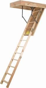 Escalier Escamotable Brico Dépot : escalier escamotable en bois isole bricoman ~ Dailycaller-alerts.com Idées de Décoration