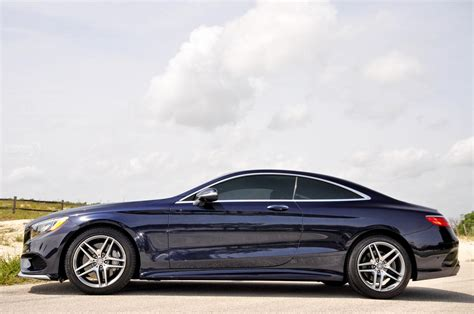 2015 Mercedes-benz S550 4matic Coupe S550 4matic Stock