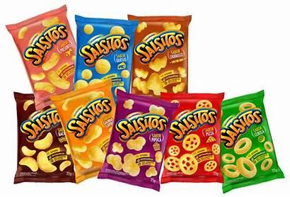 Embalagens Snacks Dias Branco Apresenta Embalagemmarca Linhas