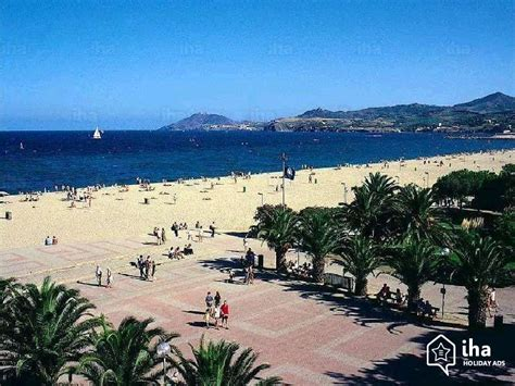 chambre plage location argelès sur mer dans un appartement pour vos vacances