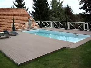 Mobile Terrasse Pool : terrasse piscine coulissante ~ Sanjose-hotels-ca.com Haus und Dekorationen