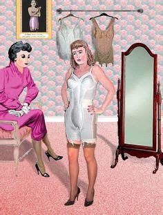 panty girdle time images  pinterest