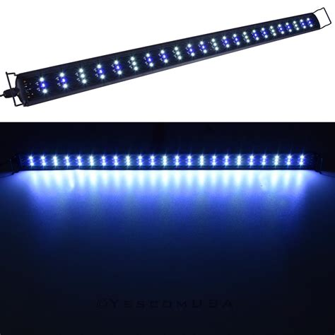 blue led aquarium light 0 5w high led aquarium light fixture freshwater fish tank