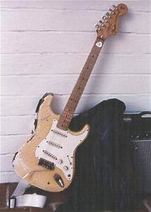 How to relic poly body!? | Page 2 | Fender Stratocaster ...