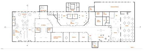 floor layout design cotton mill studio gatosan