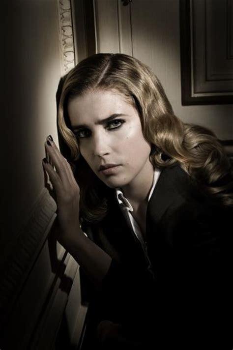 "Actress ""vahina Giocante"" For Spring Magazine"