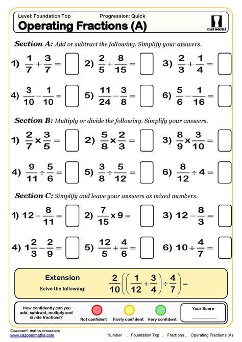 ks3 ks4 maths worksheets printable maths worksheets